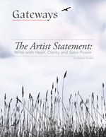 The Artist Statement by Gateways Coaching